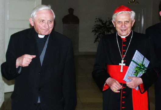 kl-Joseph und Georg Ratzinger 2