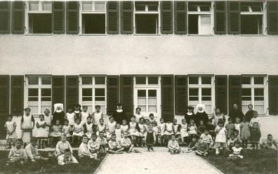 sach 09 199 Krueppelheim Niederaschau
