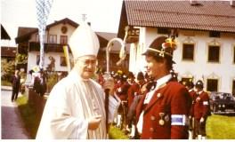 Prankl und Weihbischof Schwarzenboeck