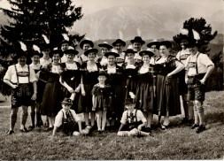 1950er Gruppe sw