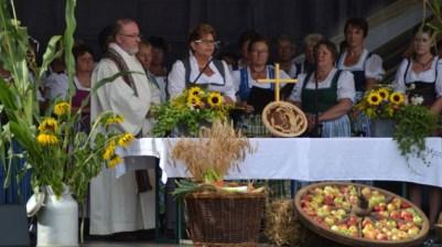 Die Bauernmarktmeile in München findet in diesem Jahr zusammen mit dem Zentralem Bayerischen Erntedankfest statt.