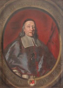 """Gemälde """"Bischof Johann Franz von Preysing"""", Augustiner-Chorherrenstift Herrenchiemsee"""
