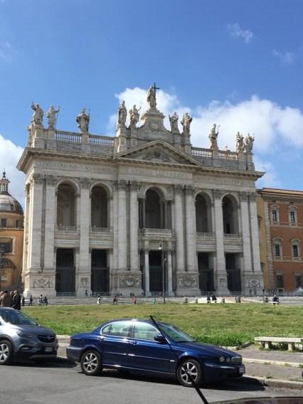Jugendwallfahrt Rom 16