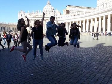 Jugendwallfahrt Rom 18