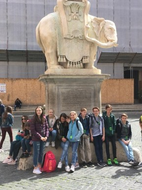 Jugendwallfahrt Rom 3