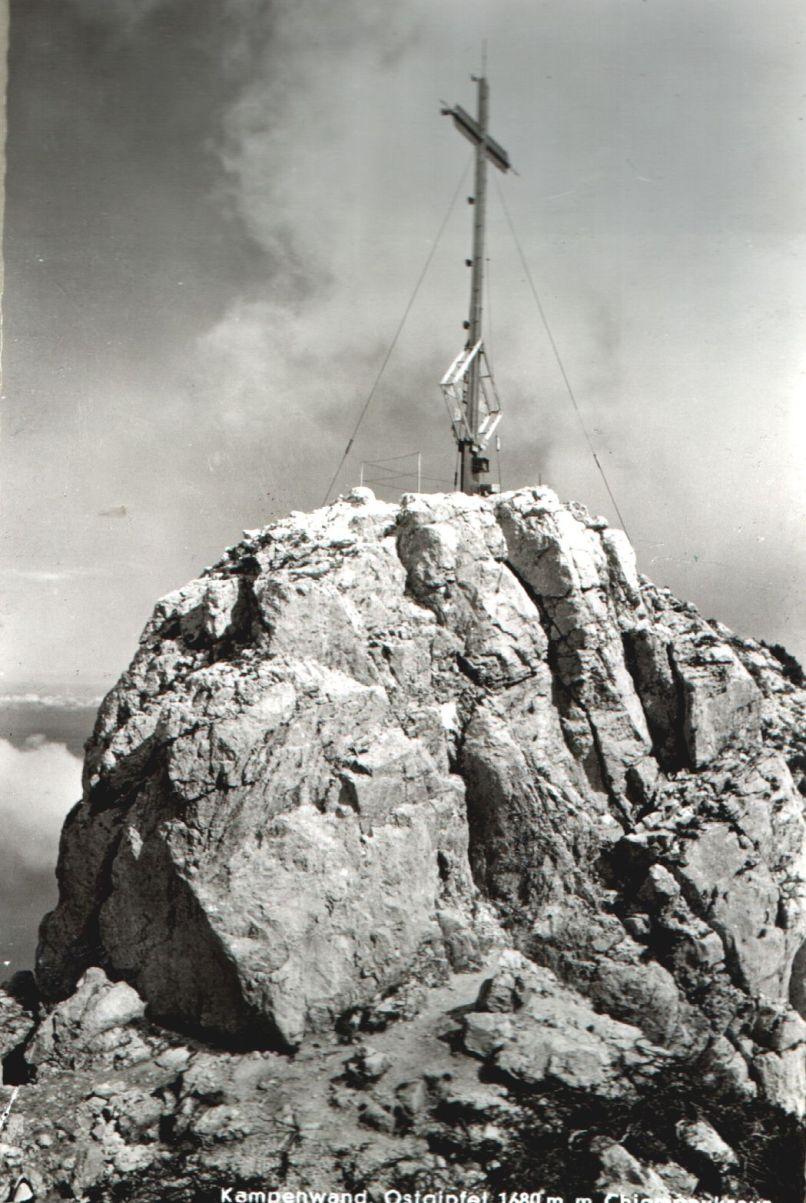 Gipfelkreuz Stampfl