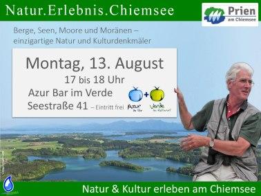 Vortrag Chiemsee