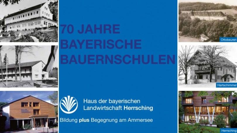 70 Jahre Bayerische Bauernschulen Samerberger Nachrichten