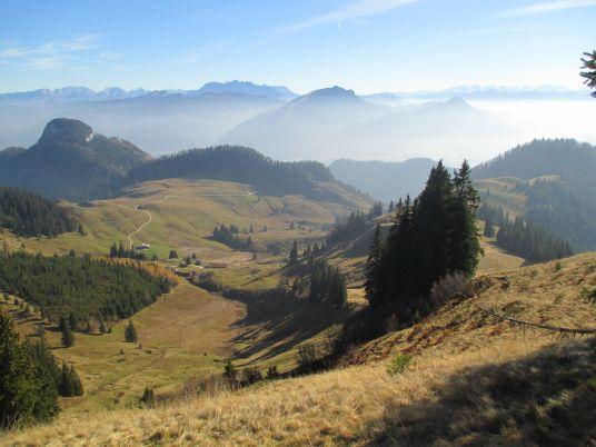 Alpenblick vom Karkopf