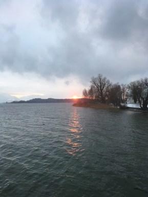 Abendlicher Winterhimmel (2)