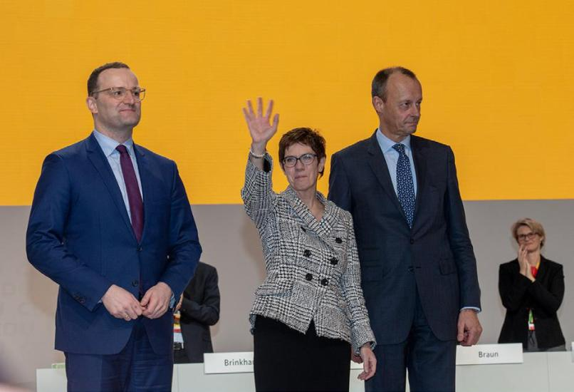 CDU Parteitag (1)