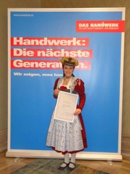 Siegerin Magdalena Loehmann