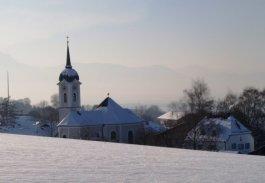Soellhuben Winter