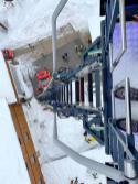 Klinik Sonnenbichl Aschau Dach von Altschnee befreien_Foto H. Reiter (6)