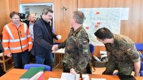 ...der Bundeswehr...