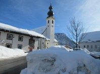 Kirche in Inzell