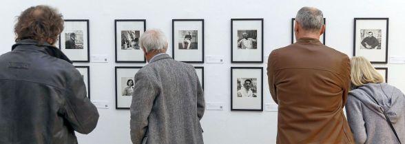 Blick in die Ausstellung; Saal 2 © Foto: Martin Weiand