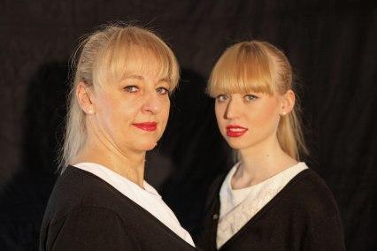 Johanna und Veronika Bittenbinder, Foto © Heinz Josef Braun