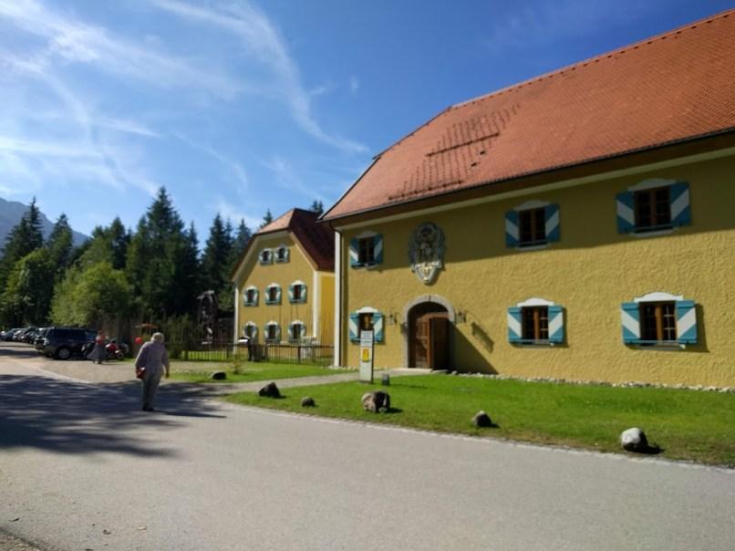das Holzknechtmuseum bei Ruhpolding