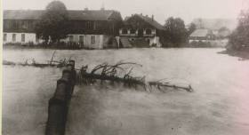 1924 Hochwasser Prien