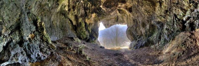 Das Grafenloch oberhalb des Luegsteinsees in Oberaudorf. (Foto: Peter Hofmann)