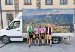 Unsere Mannschaft in Fulda v.li