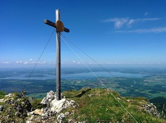 Zwölferspitz-Gipfelkreuz