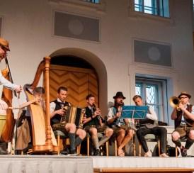 Die Klangvoll Klarinettenmusi