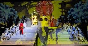 Ensemble Turandot - 4 (Foto Verena von Kerssenbrock)
