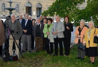 Totenehrung Landesgruppe Bayern (10)