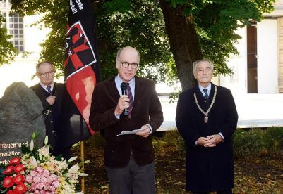 Totenehrung Landesgruppe Bayern (11)