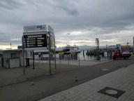 der Hafen Friedrichshafen