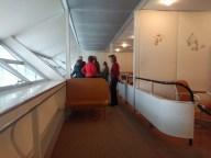 im luxuriösen Inneren der Hindenburg