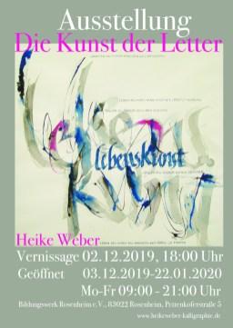 SKK 2019 Plakat A 3 Heike Letter