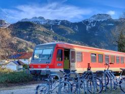 Chiemgau Bahn Aschau 2020_Foto H. Reiter