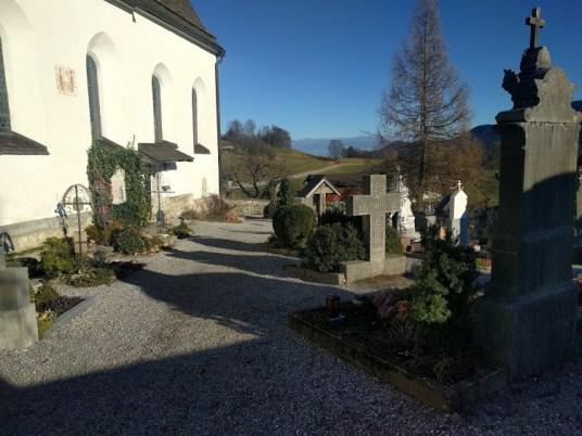 am Friedhof Steinkirchen