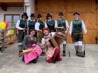 Bettlhochzeit Waakirchen Musiker