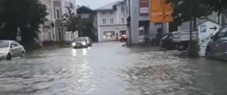 hochwasser prien