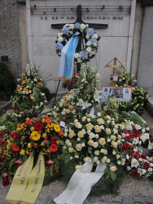 Beerdigung Georg Ratzinger