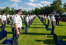 Polizisten Vereidigung Dachau (18)