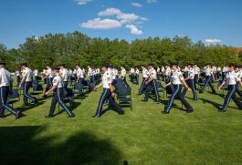 Polizisten Vereidigung Dachau (24)