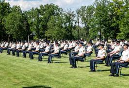 Polizisten Vereidigung Dachau (5)
