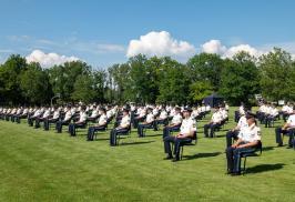 Polizisten Vereidigung Dachau (7)