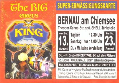 Circus in Bernau