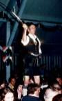 Andreas Knollhuber aus Hub war der erste Gruppenleiter