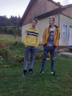 David und Bogdan