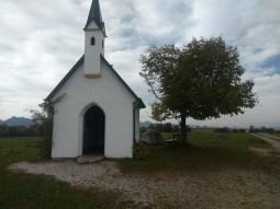 die Parnsdorfer Kapelle