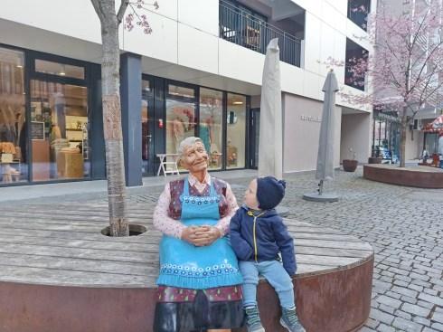 Oma und Luggi 2