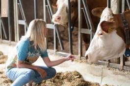Besuch Milchviehbetrieb3 Andrea Wittmann