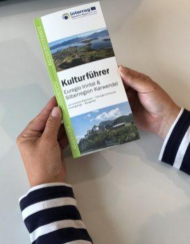 Der neue Kulturführer Euregio Inntal & Silberregion Karwendel
